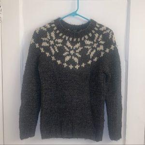 Cozy J Crew sweater